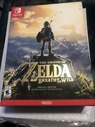 The Legend Of Zelda Breath Of The Wild - Special Edition For Nintendo Switch