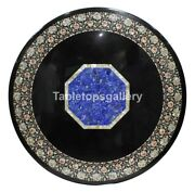 48 Marble Dining Table Top Mother Of Pearl Floral Inlay Living Room Decor B225b