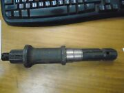 Nos E4nnn752aa Pto Shaft Single Speed Fits Ford Tractor 540 Rpm 5000 5100 5200