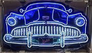 Buick Neon Signs / Buick Front End Neon Sign / Neon Signs / Buick Signs / Grill