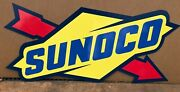 Sunoco Signs / Gas And Oil / Garage Signs For Men / Petro / Outdoor Garage Signs