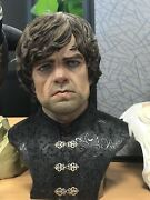 Game Of Thrones 1/1.5 Scale Tyrion Lannister Little Devil Bust Statue Limited99