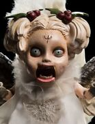 Weta Workshop Krampus Cherub Tree Topper Official Christmas Ornament Sold Out