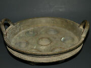 Best Antiques South Indian Brass Cooking Vessel With Handles