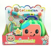 Cocomelon Musical Checkup Case Doctor Checkup Song With 4 Doctor Accessories New