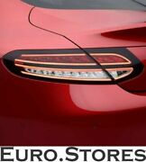 Mercedes Benz C-class Coupe And Convertible C205/a205 Led Rear Tail Light Set