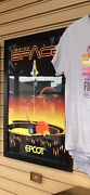 Epcot Mission Space Serigraph Poster Numbered Le 100 Disney Parks Limited