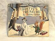 Racey Helps - Tippettyand039s Treasure - 1st/1st 1949 Collins Barnaby Little Mouse