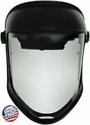 Uvex Bionic Face Shield Helmet Safety Mask Clear Visor Protective Cover Grinding