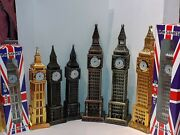Vintage London Souvenir Red-bus/telephone Both/post Box/big Ben And Other Uk Gift