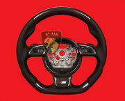 Audi Rs6 A6 Carbon Steering Wheel Real Carbon Made In Germany .