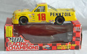 1997 Racing Champions Autographed Signed Johnny Benson 1/24 Diecast Truck Nascar