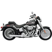 Bassani Road Rage 2-1 Sys. For 01-06 H-d Softail Stand. Injec.fxst I