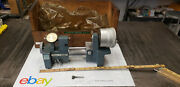 Brown Sharpe 599-246 0-4 X .00005 Ultra Mike Bench Micrometer Comparator
