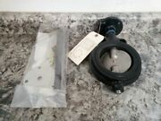 Milwaukee Valve Mw222b 4 4 In Pipe Size 200 Max Psi Wafer-style Butterfly Valve