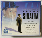 Frank Sinatra - His Way Very Best Of Frank Sinatra 4 Cd Set Collection 81 Tracks