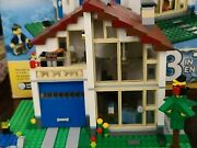 Lego Creator 31012 Family House 3 In 1 W/ Box Manuals 100 Complete