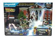 Playmobil Back To The Future Advent Calendar 70574 2020 New