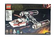Lego Resistance Y-wing Starfighter Star Wars 75249 Building Set New