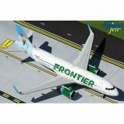 Gemini Jets Frontier Airlines A320 Neo Diecast Model Airplane - Scale 1200