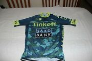Jersey Cycling Of The Kit Saxo Bank Tinkoff Sportfull Size S Cotizado