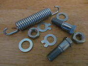 99-9955 1968on Triumph T120 T150 T160 Tr6 Centre Stand Spring And Bolt Fixing Kit