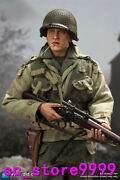 Sniper Jackson Did A80144 16 Wwii Us Rangers 12inches Collectible Figure Set
