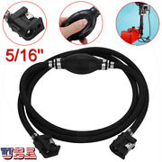 5/16and039and039 8mm Fuel Gas Line Hose Primer Bulb Pump For Yamaha Outboard Marine Boat
