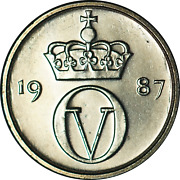 Norway Olav V 10 Ore Coin Mixed Date/grades Pick The Coin You Want