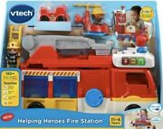 Vtech Helping Heroes Fire Station Playset