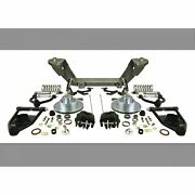 Stage 5 All Universal 58.5 Front Steer Track Mustang Ii Ifs Kit Pro-touring Su