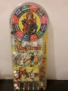 Bagatelle King Arthur And Knights Of The Round Table Vintage Marx Toys Pinball