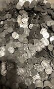 20 Buffalo Indian Head Nickels - Us Mint - 1910s-1930s-partial/no Date-free Ship