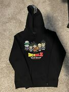 Bape X Dragon Ball Z Pullover Hoodie Mens Medium Authentic With Tag And Bag