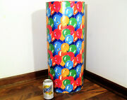 Vtg 1960s Dayton Hudson Balloons Department Store Commercial Wrapping Gift Paper