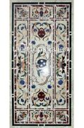 5'x3' Marble Italian Style Dining Table Tops Multi Floral Inlay Decorative B614