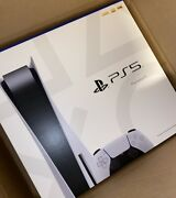 Sony Playstation 5 Console Ps5 Disc Version Ships Immediately