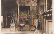 R502099 Holyrood Palace. Queen Mary Bedroom. Ancient Monuments Dept. H. M. Offic