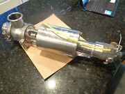 Sudmo 2340693 Stainless Steel Valve With Siemens 73n-b Actuator Used