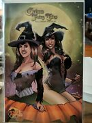 Zenescope's Grimm Fairy Tales 2010 Halloween Special 2 Cover E Variant