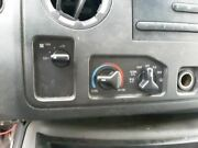 Temperature Control Front Main With Ac Fits 05-18 Ford E350 Van 268141