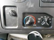 Temperature Control Front Main With Ac Fits 05-18 Ford E350 Van 285924