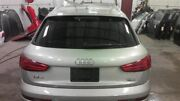 Trunk/hatch/tailgate Spoiler With Power Liftgate Fits 16-17 Audi Q3 1998709