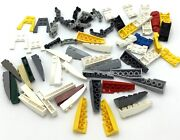 Lego Lot Of Racing Parts Seat Wheel Well Front Plate Sloped Bricks Mixed Kit