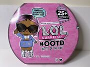 Lol Surprise Ootd Outfit Of The Day Advent Calendar 25+ Surprises New Sealed