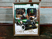 Vintage 1931 Cadillac 1908 Buick 1926 Pontiac Car Illinois Plate Picture And Frame