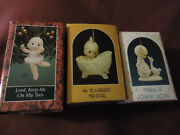 Precious Moments Classic Ornaments - Complete Set Of 10 Issued 1994
