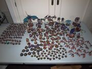 Warhammer 40000 40k Tyranid Full Army Painted With Lots Of Miniatures