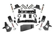 Rough Country 6gm Suspension Lift Kit W/ N3 Loaded Struts And V2 Shocks