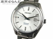 Seiko Presage 2018 Limited 1881 Sara015 6l35-00a0 Menand039s Automatic Watch Silver
